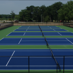 St. Mary's High School Tennis Courts